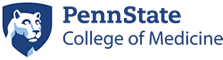 Penn State Hershey College of Medicine Logo